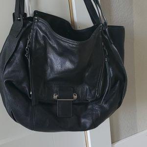 Kooba leather hobo